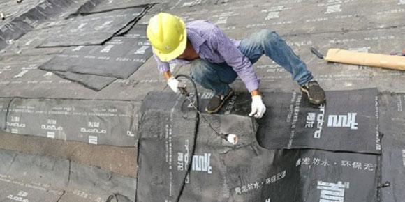 小榄防水补漏材料高分防水卷材施工方法